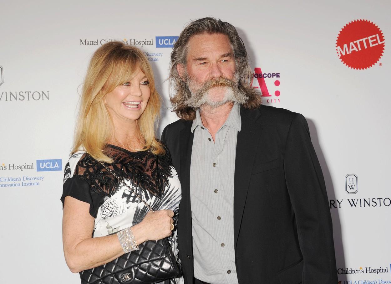 32 éve boldog Goldie Hawn és Kurt Russell, mert nem házasodtak össze - fotók