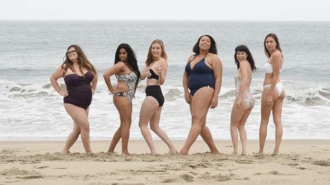 Igazi nők bújtak a fürdőruhás modellek bőrébe