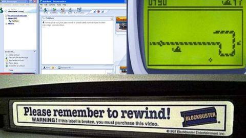 32 dolog, amire csak azok emlékeznek, akik 1999 előtt születtek