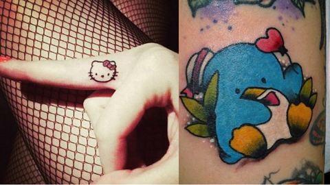 25 végtelenül cuki tetoválás – képek
