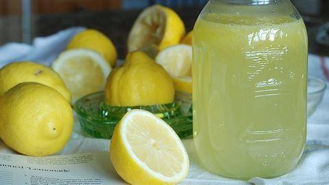 Hogyan kell igazi limonádét csinálni?