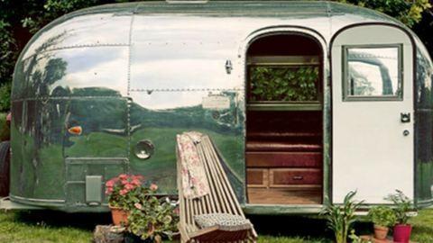 12 extravagány lakókocsi – fotók