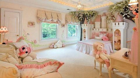 Így néz ki milliárdosék gyerekének a szobája! – fotók