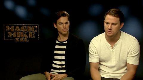 Channing Tatum és a Magic Mike XXL szexi csődörei elmondják, mitől jó a férfisztriptíz – exkluzív interjú