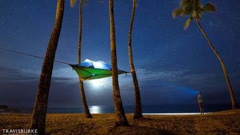 Ha meglátod, te is föld felett lebegő sátorban akarsz majd aludni