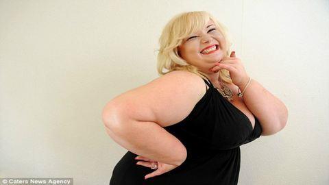 20 éven át cikizték, mert kövér, most szépségkirálynő lett
