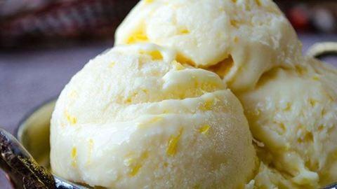 A nyár slágere: hűsítő krémes citromfagyi