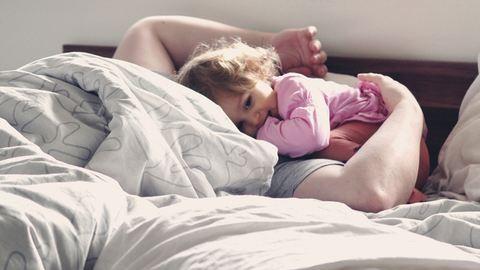 """""""Amióta a kicsi köztünk alszik, megszűnt a szexuális életünk"""""""