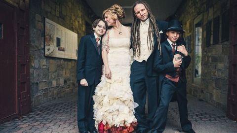 A legszebb tetovált esküvői párok – imádni fogod őket