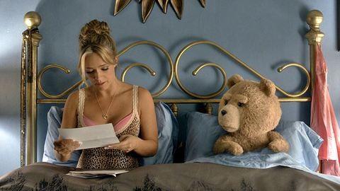 Bírósági dráma, spermabank, plüssmackó  – ilyen lett a Ted 2
