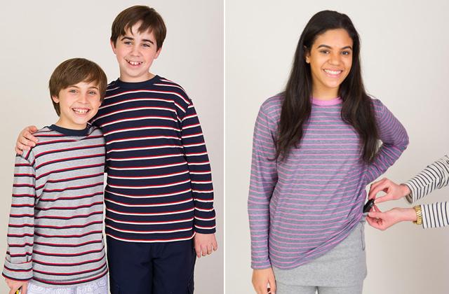 Autistáknak tervezett ruhakollekciót az anya