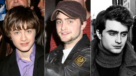 A szemünk előtt lett felnőtt – 26 éves lett Harry Potter, vagyis Daniel Radcliffe