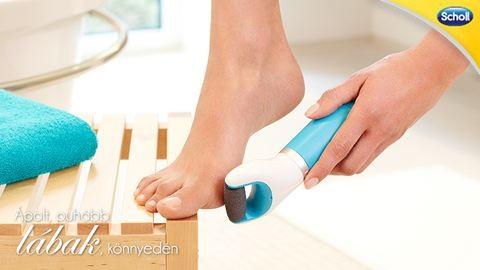Próbáld ki! Lábápolási tippek a gyönyörű lábakért
