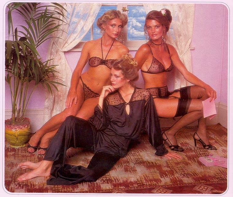 Így néztek k ia Victoris's Secret modellek 1979-ben