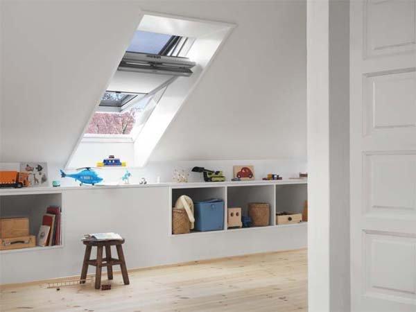 Ezért jó tetőtéri lakásban lakni
