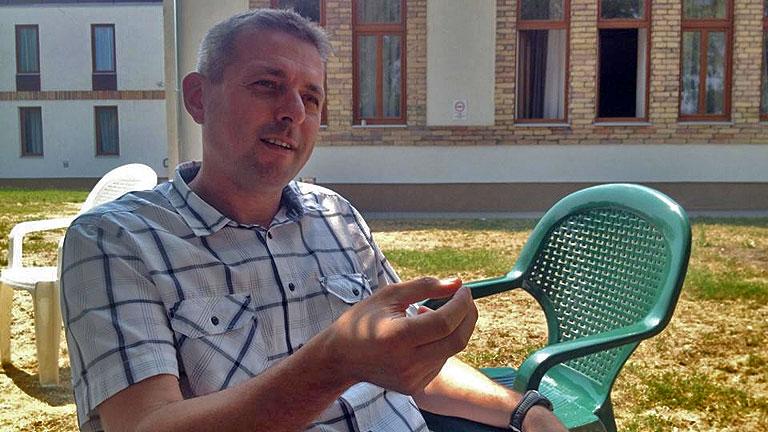 Arany Zoltán, a szegedi drogcentrum vezetője