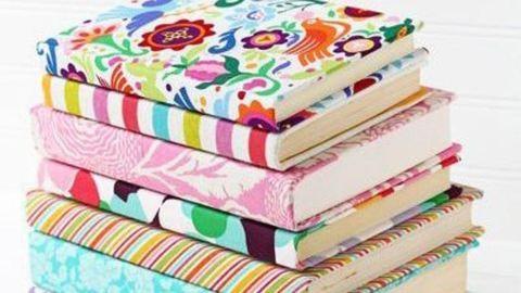 Iskolakezdés: 6 szuper tankönyv-csomagolási ötlet