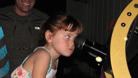 Vizuális bakancslistát írtak látását elvesztő kislányuknak a szülők