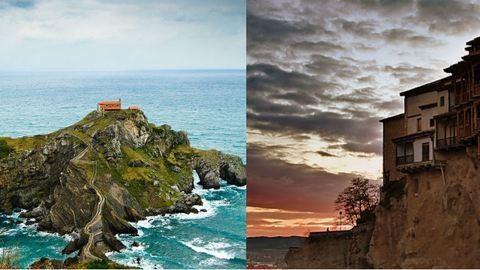 21 hely, amit látnod kell Spanyolországban – csodás képek
