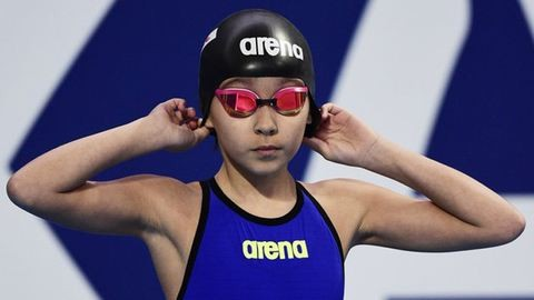 Utolsó lett, mégis boldog a legfiatalabb úszó Kazanyban
