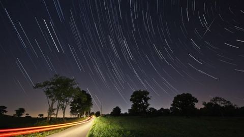 Perszeidák: innen nézd a csillaghullást!