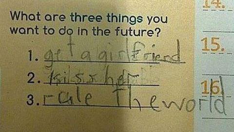 Ha nagy leszek, Batman leszek – 6 szupercuki levél gyerekektől