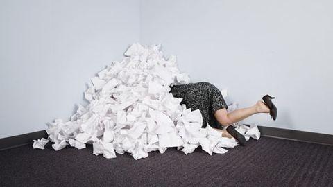 Vigyázz, a túl sok munka gutaütést okozhat!