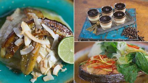 Vietnami menü az új Jamie Olivertől, Donal Skehantól
