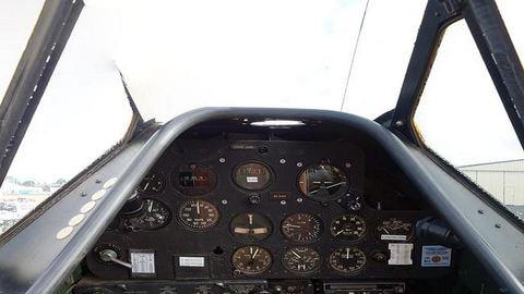 Repülési tapasztalat nélkül  szállt le magángépével egy nő
