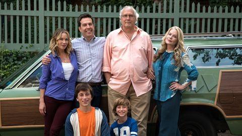 Újra Griswoldnak hívják Amerika leghülyébb és legszórakoztatóbb családját – Vakáció kritika