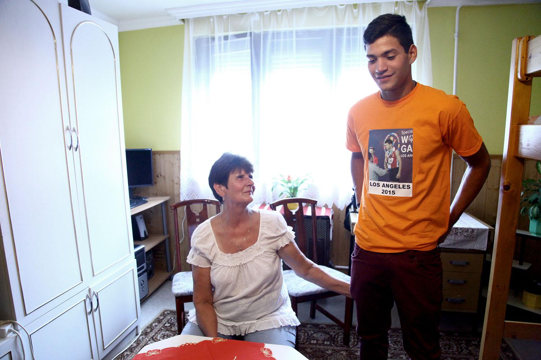 Tanyára vágyik a16 éves magyar világbajnok
