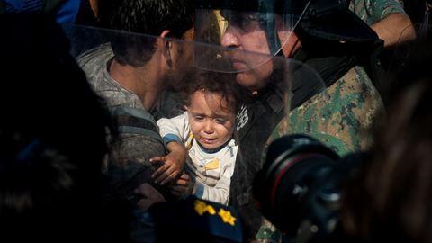 Nincs vesztenivalójuk! – menekülthelyzet a görög–macedón határon