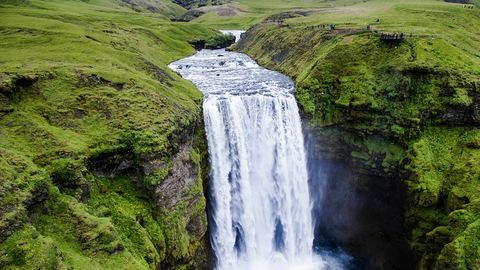 11 elképesztő fotó, ami miatt madár akarsz lenni Izland felett