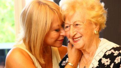 Meghalt Ungár Anikó 104 éves anyukája