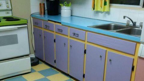 Egy házaspár, akik megvalósították A Simpson család konyháját – fotók