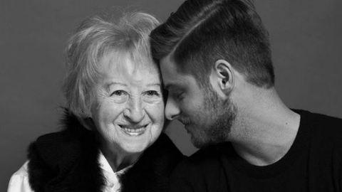Baronits Gábor: A nagymamám a karomban aludt el