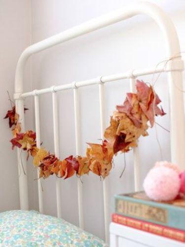 3 őszi dekoráció a gyerekszobába