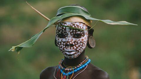 Afrikai haute couture: így néz ki egy divatbemutató Etiópiában