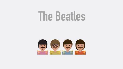 Emojikat készített a legnagyobb zenekarokból – képek