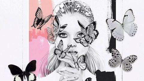 10 ámulatba ejtő divatillusztráció az Instagramról