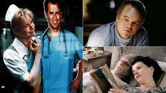 10 csupaszív ápoló a mozivászonról