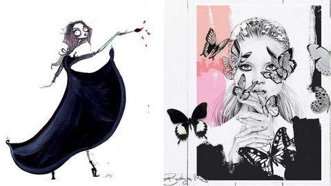 12 inspiráló divatillusztrátor, akit követned kell az Instagramon!
