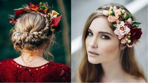 15 csodás hajkoszorú, amivel ragyoghatsz az esküvődön – képek