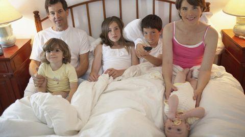 Legalább négy gyerek kell a boldogsághoz