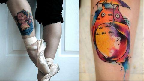 15 mesés és színes tetoválás, amire felfigyeltünk – képek