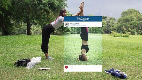 Ne higgy a szemednek! Az instagramos szuper képek valódi háttere
