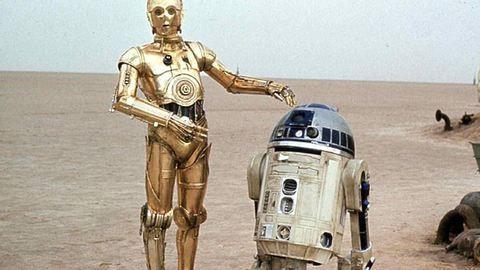 Robotok háborúja: közel 40 éve utálja egymást R2-D2 és C-3PO