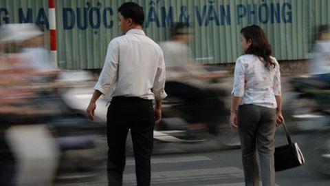 Mission: Impossible? Vietnamban átmenni a zebrán - videó