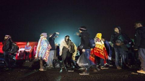 Várhatóan télen sem apad a menekültáradat