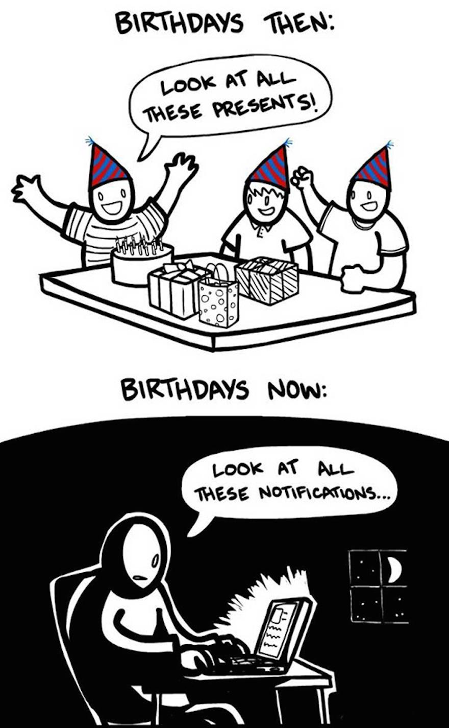 Vicces illusztrációk mutatják, mennyire nem vicces az, ahogy ma élünk